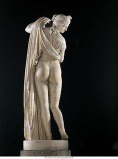 Venere di Callipigia - Afrodite dalla belle natiche - Museo archeologico Napoli -