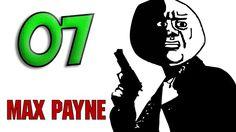 Max Payne - Прохождение 07 - Арест с применением силы