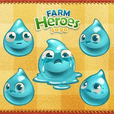 Image result for farm heroes saga characters