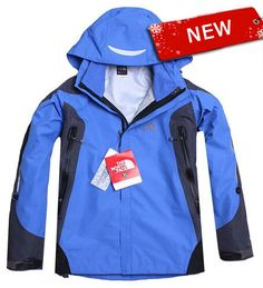 4ee49ca35437e North Face Femme Bleue Noire Veste North Face Hoodie, North Face Coat, North  Face