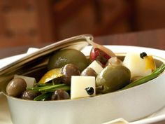 Marinated Olives - View - News - Jose Andres