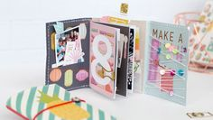 One-Page Mini Albums at Big Picture Classes