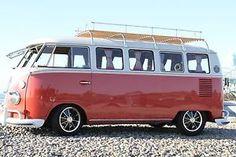 Volkswagen Bus Vanagon Deluxe | eBay