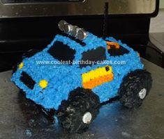 Michaels Monster Truck Cake Pan