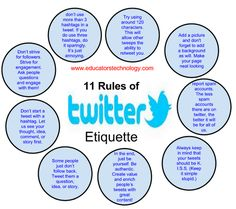10 Ways Teachers Can Make The Best of Twitter