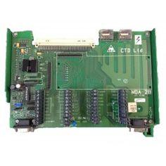 Mentor II MDA-2B CONTROL TECHNIQUES ISS 03.00 CTD 7004-0158