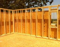 Framing Double Stud Walls - Green Homes - MOTHER EARTH NEWS