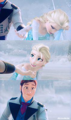 Hans & Elsa {Helsa}