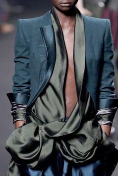Haider Ackermann Fashion show details & more