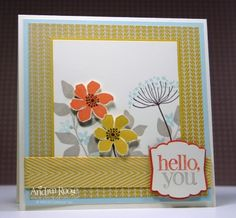 Summer Silhouettes - Stampin Up!