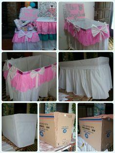 cajas para regalos de baby shower - Buscar con Google | Boy ...