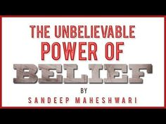 Is it true that whatever happens, happens for the good? By Sandeep Maheshwari - YouTube