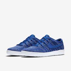 Nike Free Hypervenom Low Bleu Blanc