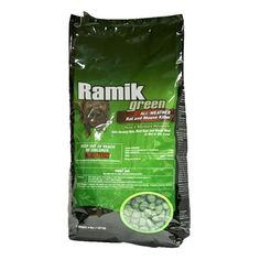 Pest Control Traps - NEOGEN RODENTICIDE Ramik Mouse and Rat Nuggets Pouch 4Pound Green >>> Continue to the product at the image link. (This is an Amazon affiliate link)
