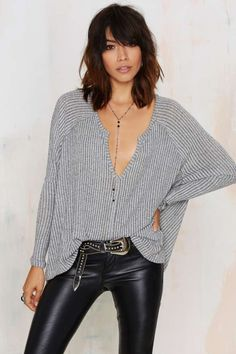 Aubrey Knit Top | Shop Clothes at Nasty Gal!