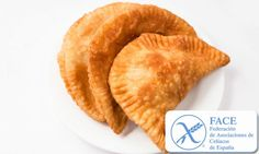 Receta de Empanadillas sin gluten - Federación de Asociaciones de Celíacos de España