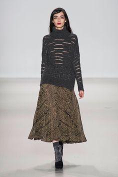 Nanette Lepore at New York Fall 2014