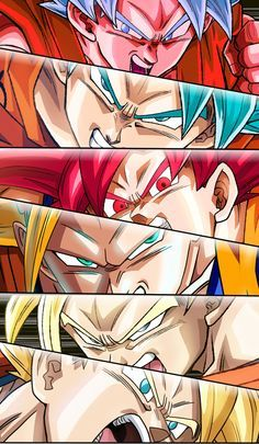 Goku Super Saiyan Wallpaper by BrusselTheSaiyan.deviantart.com on @DeviantArt