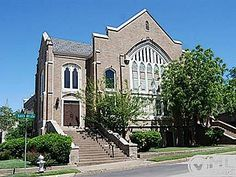 Northeast Dallas Home For Sale...yes, this is a house.  A church-turned-house