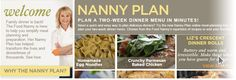 The Food Nanny | Welcome! | Official Site