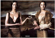 Versace by Steven Meisel