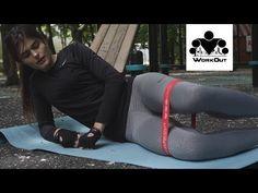 20 лучших упражнений с резиновыми мини-петлями для фитнес тренировок | Катя | Магазин WORKOUT - YouTube