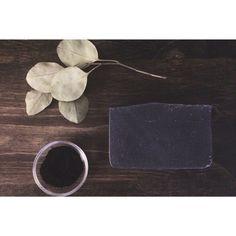 Charcoal and tea tree