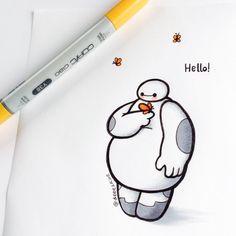 Hello! by DeeeSkye