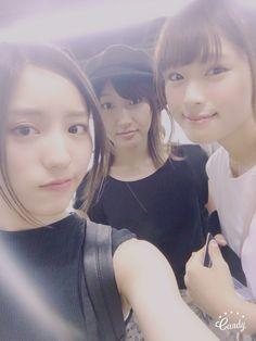 Anna Ijiri x Emika Kamieda x Nagisa Shibuya https://twitter.com/ijirianna0120/status/774148745147453442