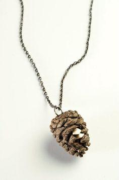 necklace by Burcu Buyukunal