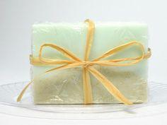 Coconut Milk Soap Moisturizing Exfoliating by GwensHomemadeGifts, $8.00