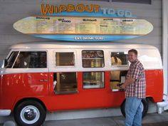 vw kombi ice cream van - Google Search
