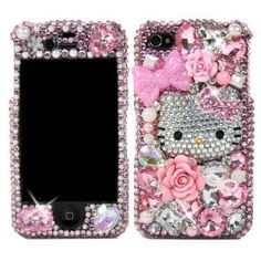 Chanel Hello Kitty Phone Case!! | LUUUX