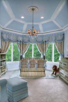Prince George's nursery! 2013