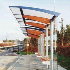 Bus stop shelters-regio Bus stop shelter-mmcité