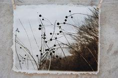 Items similar to Winter Walk, Lyric solar plate etching on handmade paper on Etsy Antony Gormley, Etching Prints, Encaustic Painting, Ceramic Painting, Ceramic Art, Winter Walk, Architecture Tattoo, Abstract Nature, Printmaking