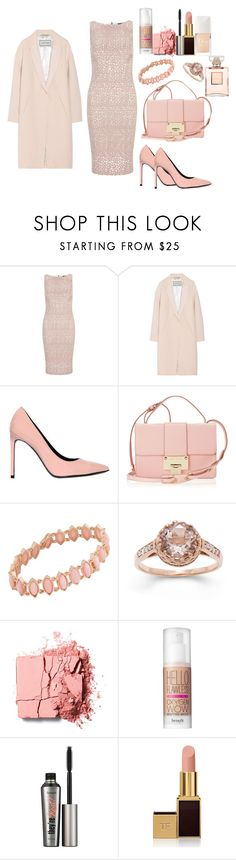 """Sunday Brunch!"" by fabuliciousfi ❤ liked on Polyvore featuring Luxe, By Malene Birger, Yves Saint Laurent, Jimmy Choo, Irene Neuwirth, Gioelli, Benefit, Tom Ford, Christian Dior and Chanel"