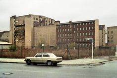 Berlin | Spree Athen | Nachtleben. Wilhelmstrasse. E-Werk techno club, Berlin 1994. Chris John Dewitt