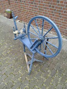 altes antikes spinnrad in hessen kassel ebay kleinanzeigen spinning wheels pinterest. Black Bedroom Furniture Sets. Home Design Ideas