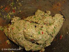 ส่วนผสมคลุกเคล้า Tamarind Paste, Guacamole, Mexican, Ethnic Recipes, Food, Eten, Meals, Diet