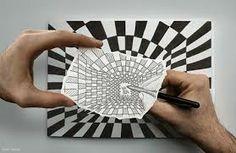 dibujos creativos a lapiz - Buscar con Google Ben Heine
