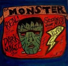 Freak Show Frankenstein Banner by terrymwest on deviantART