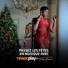 NOUVEAU : La radio officielle TRACE de Noël est disponible sur TracePlay!! Rdv sur www.traceplay.tv pour la découvrir! #TracePlay #RadioNoel #TRACE #Noel