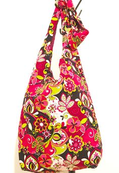 fd0a6f47edf1 Boho Bag Purse Digital Pattern. Fabric Purses