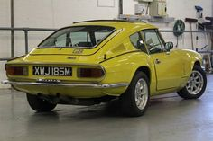 Triumph GT6 Mk3 For Sale (1974)