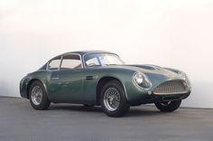 1961 DB4 GT Zagato