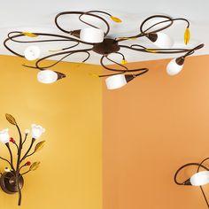 Eglo Gerbera 6 Light Ceiling Spotlight