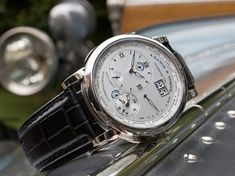 How & Why A. Lange & Sohne Does The Concorso d'Eleganza Villa d'Este - WORLD OF LUXURY Luxury Automotive, Limited Edition Watches, Classic Elegance, Hand Engraving, Villa, Articles, Fork, Villas
