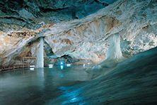 Demänovská ladová jaskyňa, Slovakia