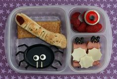 Another Lunch Blog: Spooky Bento Box Lunch